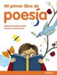 MI PRIMER LIBRO DE POESIA - 9788469833384 - JOSE LUIS FERRIS