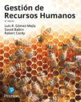 GESTIÓN DE RECURSOS HUMANOS - 9788490352984 - LUIS R. GOMEZ MEJIA