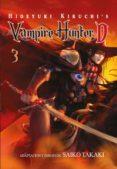 vampire hunter d nº 3-saiko takaki-hideyuki yomeha-9788494479984