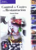 CONTROL DE COSTES EN RESTAURACION - 9788497320184 - CLEMENT OJUDO