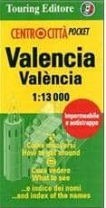 VALENCIA CENTROCITTA, PLANO CALLEJERO PLASTIFICADO - 9788836556984 - VV.AA.