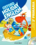 HOLIDAY ENGLISH 2º PRIMARIA PACK 3ED CAST - 9780194546294 - VV.AA.
