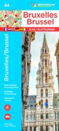 BRUSELAS (PLANO PLEGABLE) - 9782067228894 - VV.AA.