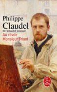 au revoir monsieur friant-philippe claudel-9782253100294