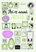 ASI ES MAMA: CUADERNO DE LA HISTORIA DE SU VIDA - 9788403517394 - ROXY BALD