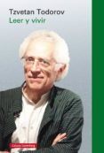 leer y vivir (ebook)-tzvetan todorov-9788417088194