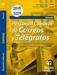 PERSONAL LABORAL DE CORREOS Y TELEGRAFOS. TEMARIO - 9788417439194 - VV.AA.