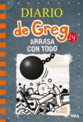 Descarga de audiolibros gratuitos DIARIO DE GREG 14. ARRASA CON TODO in Spanish