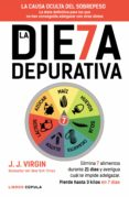 la dieta depurativa (ebook)-j.j. virgin-9788448019594