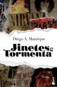 JINETES EN LA TORMENTA - 9788467041194 - DIEGO MANRIQUE
