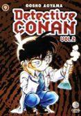 DETECTIVE CONAN II Nº 9 - 9788468470894 - GOSHO AOYAMA
