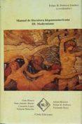 MODERNISMO (MANUAL DE LITERATURA HISPANOAMERICANA, T. III) - 9788485511594 - VV.AA.