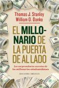 EL MILLONARIO DE LA PUERTA DE AL LADO - 9788491110194 - THOMAS J. STANLEY