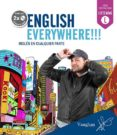 ENGLISH EVERYWHERE - 9788492879694 - VV.AA.