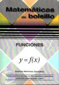 FUNCIONES - 9788494155994 - VICENTE MARTINEZ ZAMALLOA
