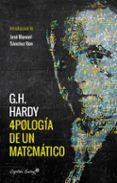 APOLOGIA DE UN MATEMATICO - 9788494740794 - G.H. HARDY