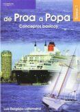 DE PROA A POPA (VOL. I: CONCEPTOS BASICOS) - 9788497323994 - DELGADO
