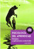 PSICOLOGIA DEL APRENDIZAJE: PRINCIPIOS Y APLICACIONES CONDUCTUALE S - 9788497328494 - MANUEL FROUFE
