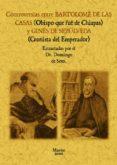 CONTROVERSIAS ENTRE BARTOLOME DE LAS CASAS Y GINES DE SEPULVEDA (ED. FACSIMIL) - 9788497613194 - DOMINGO DE SOTO