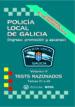policia local de galicia volumen v (tests razonados) (2ª ed.): temas 21 a 40-9788482193304