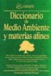 diccionario de medio ambiente y materias afines-9788489786714