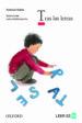 tras las letras (el arbol de la lectura. a partir de 8 años)-9788467354584