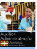 oposiciones osakidetza. servicio vasco de salud auxiliar administrativo-9788468190594