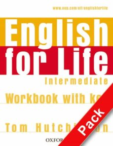 Ebooks descargables gratis para mp3s ENGLISH FOR LIFE INTERMEDIATE STUDENT S BOOK + MULTIROM PACK