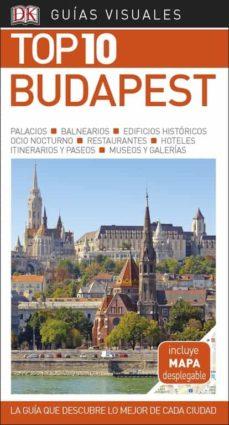 budapest 2018 (guia visual top 10)-9780241340004