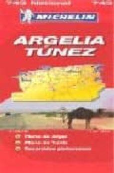 Permacultivo.es Argelia - Tunez (Mapas Michelin) Image