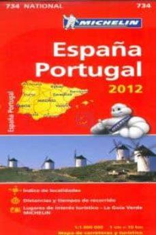 Emprende2020.es Mapa España Y Portugal 2012 (Ref. 734) Image