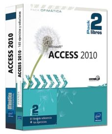 Permacultivo.es Access 2010 (Pack 2 Libros) Image