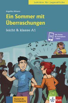 Descargas gratuitas de libros de computadora KLASSE SOMMER MIT UBERRASCHUNGEN: BUCH + ONLINEANGEBOT de ANGELIKA ALLMANN 9783126749404 in Spanish