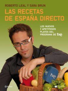 Viamistica.es Las Recetas De España Directo Image