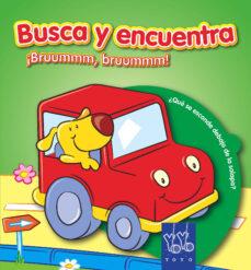 busca y encuentra: ¡bruummm, bruummm!-9788408084204