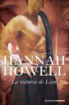 Descarga gratuita de libros electrónicos para pc LA VICTORIA DE LIAM de HANNAH HOWELL 9788408086604 (Literatura española)
