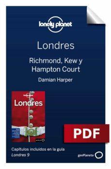 londres 9_11. richmond, kew y hampton court (ebook)-damian harper-peter dragicevich-9788408199304