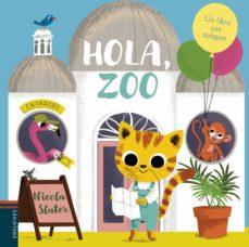 Comercioslatinos.es Hola, Zoo(un Libro Con Solapas) Image