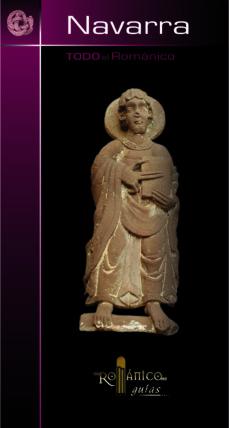todo el romanico de navarra-carlos j. martinez alava-9788415072904