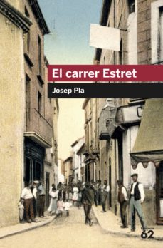 Libro de descargas de audios gratis. EL CARRER ESTRET  in Spanish 9788415192404