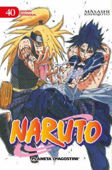 naruto nº 40 (de 72) (pda)-masashi kishimoto-9788415866404
