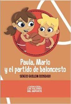 Emprende2020.es Paula, Mario Y El Partido De Baloncesto Image
