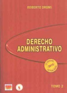 Bressoamisuradi.it Derecho Administrativo Tomo Ii 2015 Image
