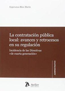 la contratación pública local: avances y retrocesos en su regulación-9788416652204