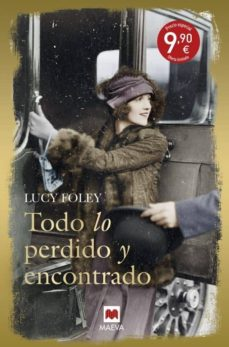 Descarga gratuita de libros de audio gratis TODO LO PERDIDO Y ENCONTRADO de LUCY FOLEY 9788416690404 (Literatura española) iBook