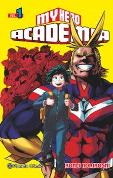 my hero academia nº 01-kohei horikoshi-9788416693504