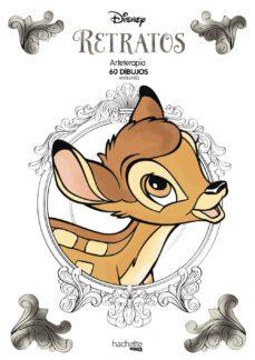 Libros electrónicos gratuitos para descargar en pdf. ARTETERAPIA: RETRATOS DISNEY de  CHM en español