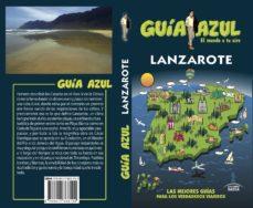 Lanzarote 2018 Guia Azul 5ª Ed Jesus Garcia Comprar Libro 9788417368104