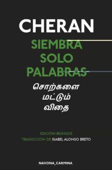 Descargar gratis ebooks pdf gratis SIEMBRA SOLO PALABRAS