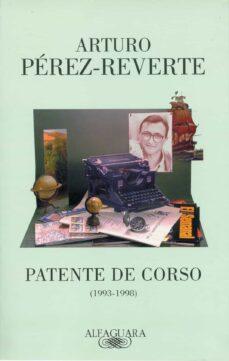 patente de corso (1993-1998)-arturo perez-reverte-9788420483504
